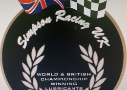 Simpson Racing UK Laurels 2015